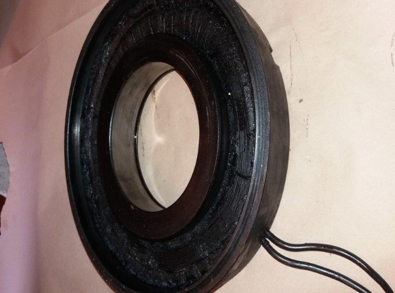 Conserto de freio industrial
